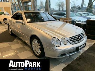 gebraucht Mercedes 500 CL-CoupeComand*Navi*Shd*Xenon*