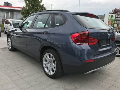 gebraucht BMW X1 18d- Automatik-Xenon