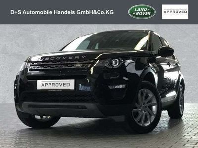gebraucht Land Rover Discovery Sport TD4 SE Skyview