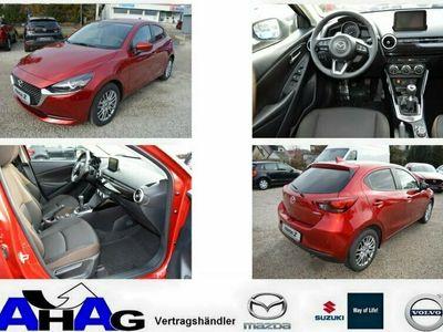 gebraucht Mazda 2 1.5 SKYACTIV-G Hybrid Kizoku *2xPDC+BSM+DAB*