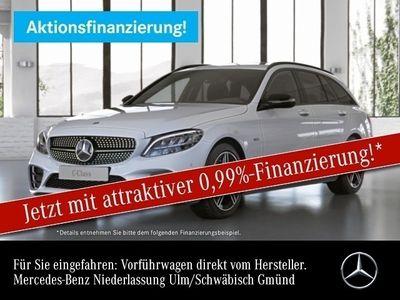 gebraucht Mercedes C300 de T AMG COMAND Rekup. Bremsyst. LED AHK PTS