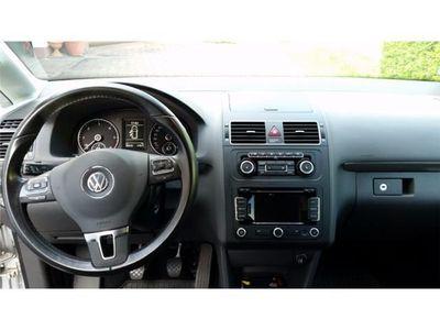 gebraucht VW Touran 1.6 TDI DPF BlueMotion Technology Comfortline
