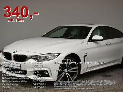gebraucht BMW 435 Gran Coupé dA xDrive M Sport 19*LM.RTTI