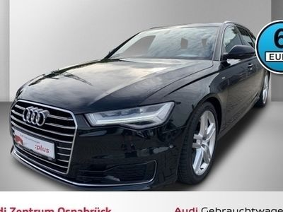 gebraucht Audi A6 Avant 3.0 TDI S-tronic quattro S line Navi LED