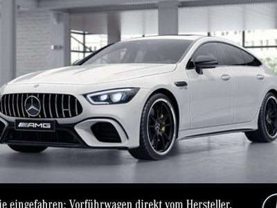 gebraucht Mercedes AMG GT 4M Perf-Abgas Fahrass WideScreen 360° SHD