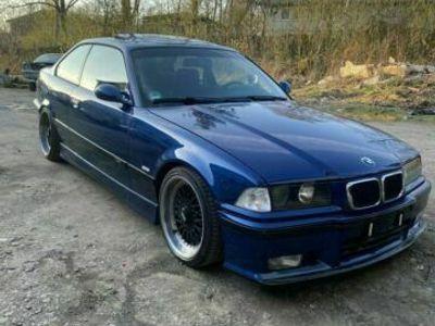 gebraucht BMW 328 E36 i Coupe Avusblau Schalter M3 BBS
