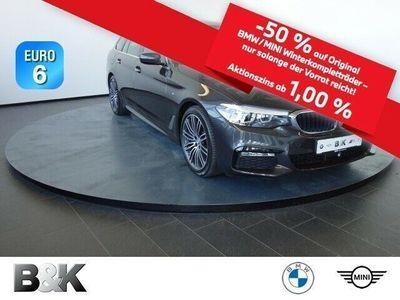 gebraucht BMW 540 540d xDrive Touring M Sport - Panorama, Navi HUD