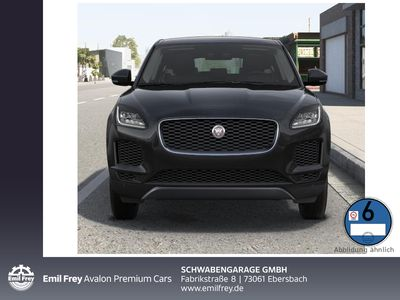 gebraucht Jaguar E-Pace D180 AWD Aut. R-Dynamic SE Black-Pack+19''