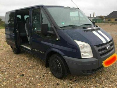 gebraucht Ford 300 TransitL TDCi Pkw 9 setzr TÜV 6,2020