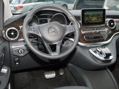 gebraucht Mercedes V250 d Lang Avantgarde Edition Comand