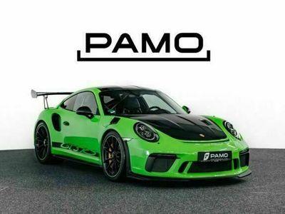 gebraucht Porsche 911 GT3 RS 991 .2| ohne OPF mit Weissach und PCCB
