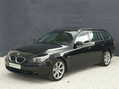 gebraucht BMW 545 i Touring, Xenon, Navi, Leder, Scheckheft