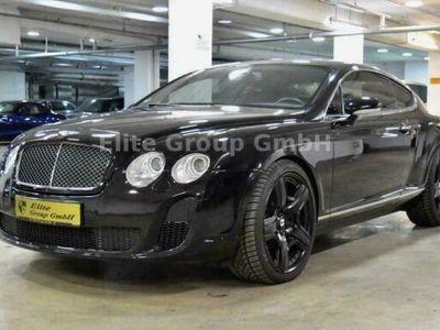 gebraucht Bentley Continental GT Speed, Optikumbau Supersports