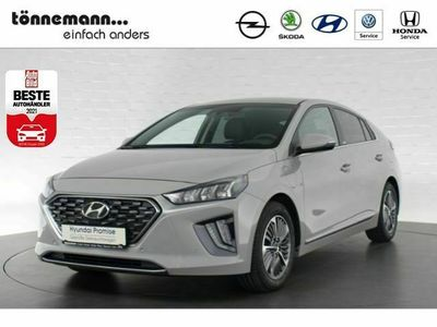 gebraucht Hyundai Ioniq FL PLUG-IN HYBRID PREMIUM DCT+LEDER+LED-SCHEINWERFER+NAVI+RÜCKFAHRKAMERA