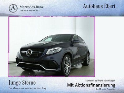gebraucht Mercedes GLE63 AMG AMG S 4M Coupe COMAND+DRIVER`S PACKAGE