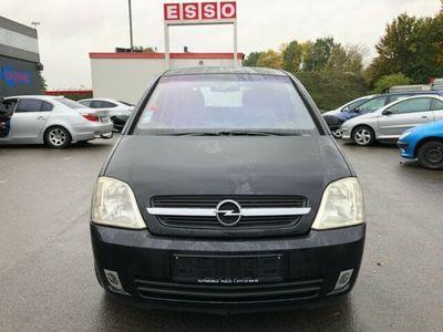 gebraucht Opel Meriva 1.8i Cosmo *Klima,SHZ,Leder,Alu-Felgen*