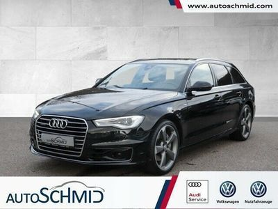 gebraucht Audi A6 Avant 3.0 TDI quattro S-line PANO NAVI STANDHZ
