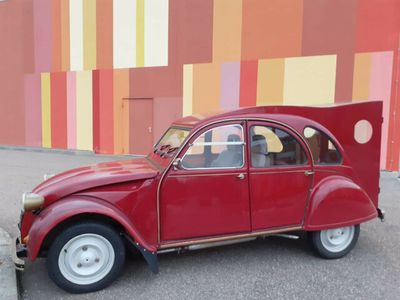 gebraucht Citroën 2CV Ente
