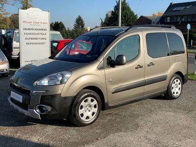 gebraucht Peugeot Partner Tepee Outdoor 2. Hand TÜV NEU