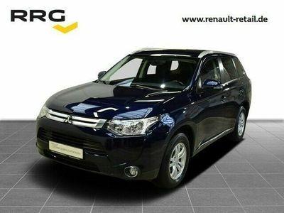 gebraucht Mitsubishi Outlander 2.2 DI-D INVITE 2WD SUV