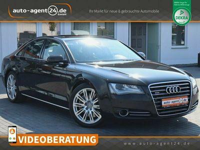 gebraucht Audi A8 4.2 TDI quattro Nachtsi./ACC/Standhzg/Softcl