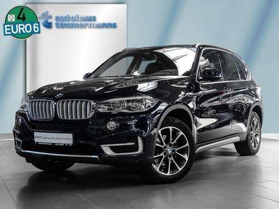 gebraucht BMW X5 xDrive30d Navi Prof. Komfortsitze Klimaaut.