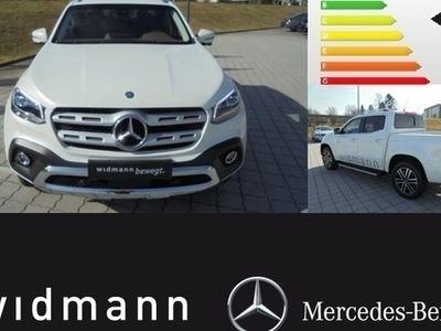 usata Mercedes X250 d 4MATIC POWER EDITION *Allrad*LED*Navi