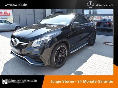 gebraucht Mercedes GLE63 AMG S AMG 4MATIC COUPE*LED*HARMANN*PANO-DACH