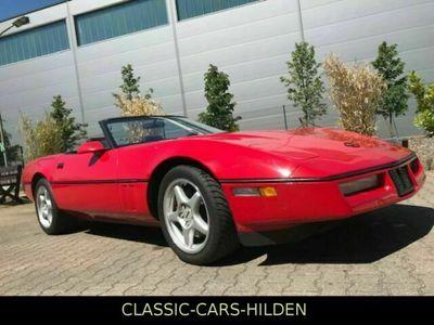 gebraucht Corvette C4 Cabriolet inkl. TÜV+H als Cabrio/Roadster in Hilden