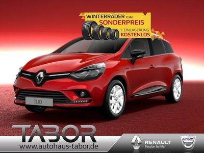 gebraucht Renault Clio GrandTour 0.9 TCe 90 Limited Nav PDC DAB
