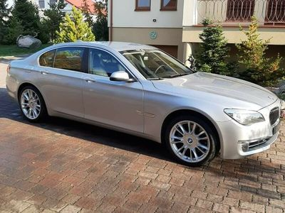 gebraucht BMW 750L i xDrive als Limousine in Bandom Reutlingen