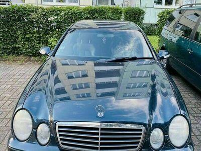 gebraucht Mercedes CLK320 MercedesGut Zustand, gepflegt, Fah...