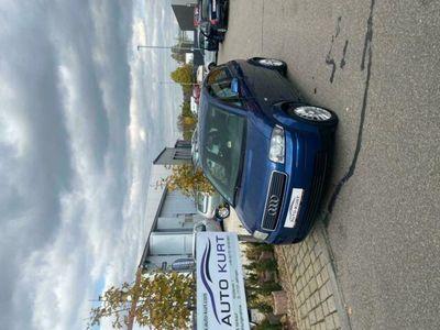 gebraucht Audi A2 scheckheft zahnrimmen bei 162500 neu