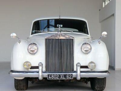 gebraucht Rolls Royce Silver Cloud I one Autres 4.9 white Sonderpreis!