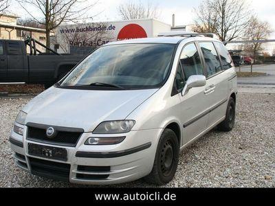 gebraucht Fiat Ulysse 2.0 JTD Trofeo