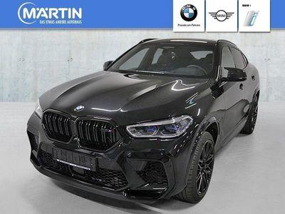 gebraucht BMW X6 M Competition B&W HUD AHK Komfortzg. Pano.Dach Laserlicht 360°Kamera TV DAB