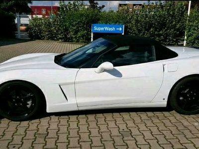 gebraucht Corvette C6 cabrio