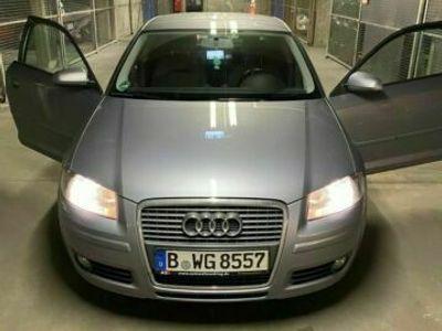 gebraucht Audi A3 1,6 Motor 6 gang