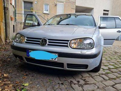 gebraucht VW Golf 1.9 TDI 4Motion