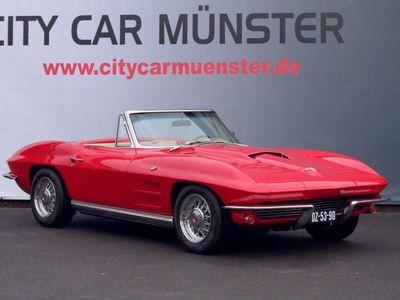 gebraucht Corvette C2 Cabrio 4 Gang Sehr gute Zustand