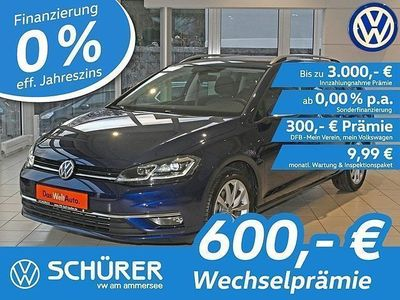 gebraucht VW Golf Variant 7 Highline 2.0TDI DSG LED°Navi°RKamera°ACC
