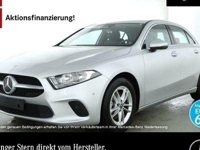 gebraucht Mercedes A200 Progressive Kamera Spurhalt-Ass PTS Sitzh