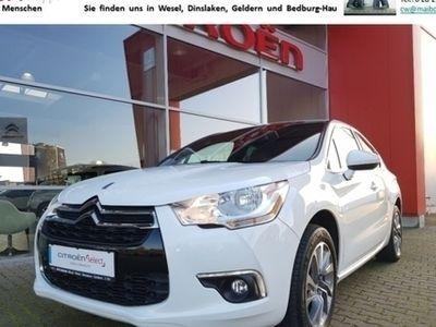 gebraucht Citroën DS4 VTi 120 SoChic 36 Monate GW-Garantie TOP-ANG
