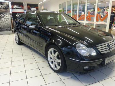 gebraucht Mercedes CLC180 Automatic/Navi/PDC KLIMA ALU