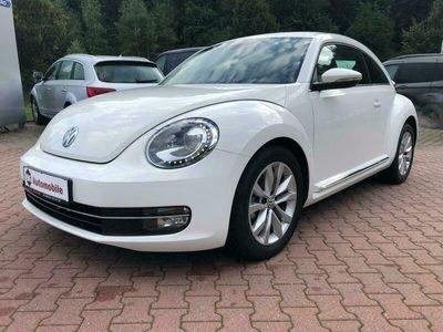 gebraucht VW Beetle 1.2 TSI*Klima*Sitzhzg.*Tempomat*Xenon*R/C