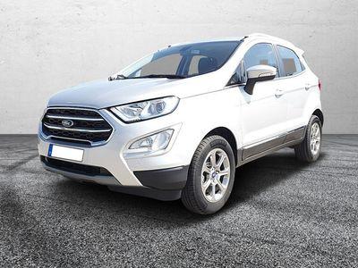 gebraucht Ford Ecosport 1.0 EcoBoost Titanium | Teillder | ACC | MFL | PDC |