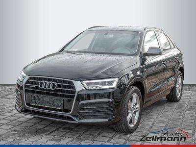 gebraucht Audi Q3 quattro 2.0 TDI 16V 110 KW DSG MMI. Navi. LED. Klimaautom.. Sitzhei