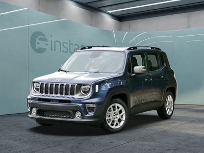 gebraucht Jeep Renegade RenegadeLimited LED NAVI ACC KAMERA PARKLENK