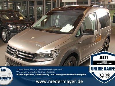 gebraucht VW Caddy Alltrack 2.0 TDI, Xenon, Navi, Parklenkassistent, Sitzheizung
