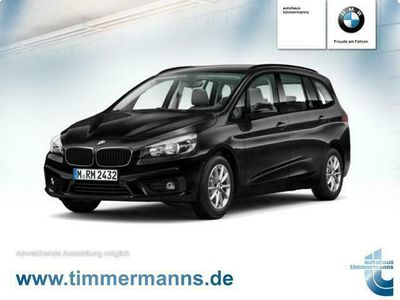 gebraucht BMW 218 Gran Tourer i Advantage Aut. Klimaaut. PDC